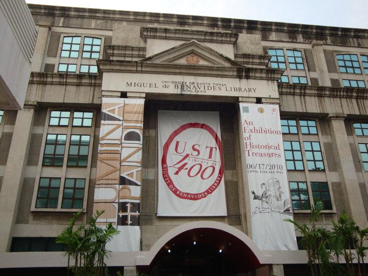University of Santo Tomas At 400 (6/6)