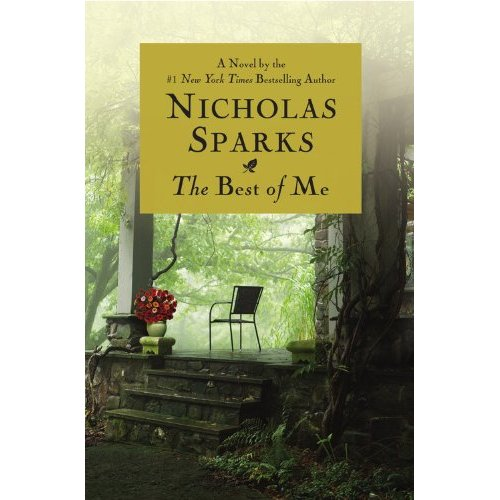 The Best Of Me (Latest Book of Nicholas Sparks)