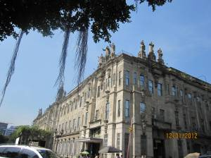 University of Santo Tomas (Main Building)