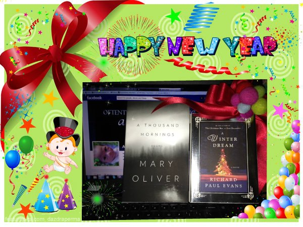 happy new year by odette