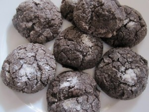 Yummy Chocolate Crnkles