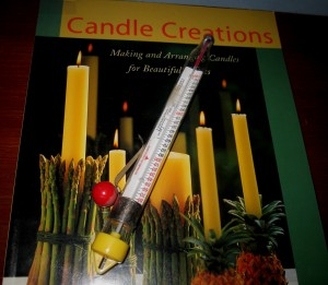 This candle book is a gift from Josef and I learned so much from it.