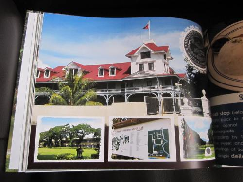 Silliman University, published in 1901, a private research university in Dumaguete.