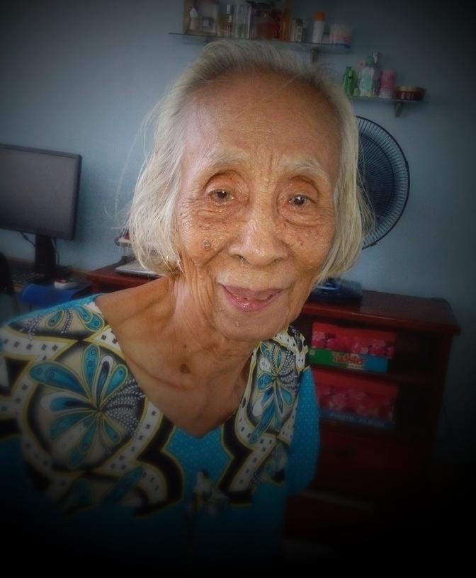 Mom at 87....