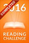 Goodread's 2016 Reading Challenge